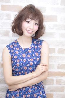 フワぼぶ|Calm Hair 阪急淡路店のヘアスタイル