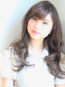 クール大人可愛い☆さらふわミディ|Calm Hair 阪急淡路店のヘアスタイル