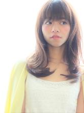 リラックスカール|Calm Hair 阪急淡路店 中垣 彩のヘアスタイル