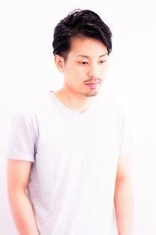 出来る男のスタイルショート|Calm Hair 阪急淡路店のヘアスタイル