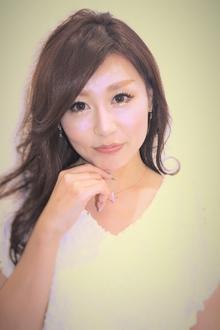 艶と透明感のオーガニックカラー|Calm Hair 阪急淡路店のヘアスタイル