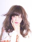 モテかわいいガーリーヘア|Chlori 淡路店のヘアスタイル