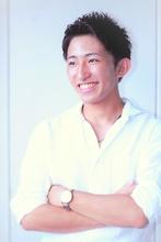 爽やかショート|Calm Hair 阪急淡路店 広瀬 直のメンズヘアスタイル