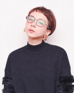 ミニマム★キノコちゃんスタイル|Chlori 淡路店のヘアスタイル