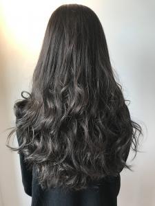 DEEPグレー|Chlori 淡路店のヘアスタイル
