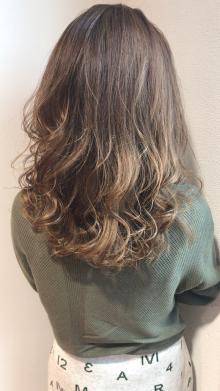 スモーキーハイライト|Chlori 淡路店のヘアスタイル