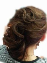 キレイめサイドアップ|Hair's Cafe anのヘアスタイル