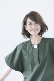 外国人風KAWAIIボブ|Head Room Destinationのヘアスタイル