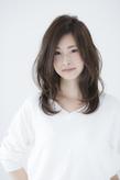 クラシカルニュアンスパーマ【透明感 暗めアッシュベージュ】|Journeyのヘアスタイル