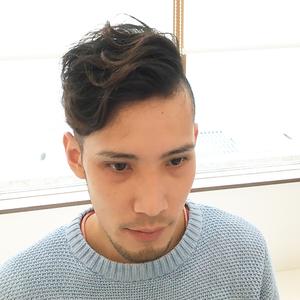 ワイルドショートスタイル|Hair salon Wehilaniのヘアスタイル