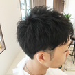 爽やかメンズヘア|Hair salon Wehilaniのヘアスタイル