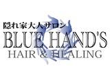 BLUE HAND'S tree ブルーハンズ・ツリー