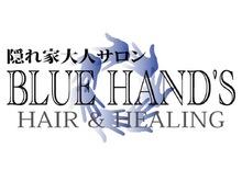 BLUE HAND'S tree  | ブルーハンズ・ツリー  のロゴ