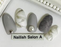 2016秋冬ネイル/ベルベット|Nailish Salon Aのネイル