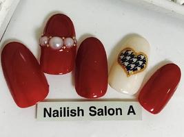 2016秋冬ネイル|Nailish Salon Aのネイル