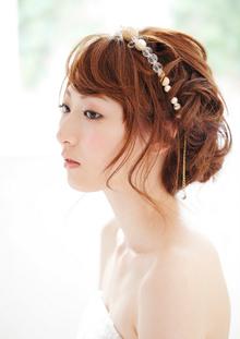 愛され♪パーティ・ヘアアレンジ|AUTRE by FUGA hair 綱島店のヘアスタイル