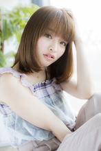 ワンカールセミディ|AUTRE by FUGA hair 綱島店のヘアスタイル
