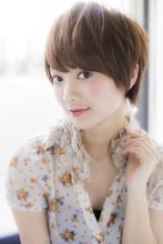エレガントショート|AUTRE by FUGA hair 綱島店のヘアスタイル