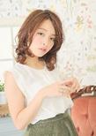 大人かわいい ☆ミディアムカールヘア☆