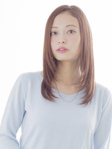 ツヤ髪まとまるスイートAライン  AUTRE by FUGA hair 綱島店のヘアスタイル