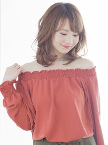 思わず触りたくなるモテ髪パーマ|AUTRE by FUGA hair 綱島店のヘアスタイル
