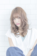 今流行りのゆるふわエフォートレススタイル。ロングのストレートに飽きてる方にオススメ☆彡簡単にスタイリングできるスタイル。|AUTRE by FUGA hair 綱島店のヘアスタイル