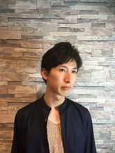 リッピースタイル|hair LiLiy 浅草橋店のメンズヘアスタイル
