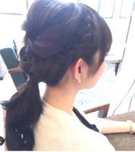 キレカワデートヘア|hair LiLiy 浅草橋店のヘアスタイル