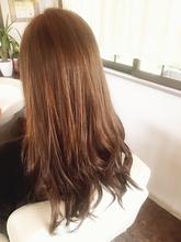 ガーリーロング|Hair Design BROWN SUGARのヘアスタイル