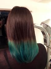 クール×ロング|Hair Design BROWN SUGARのヘアスタイル