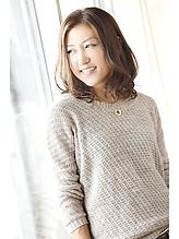 大人可愛い☆ラフなミディアム|cozy resort by ANT'Sのヘアスタイル