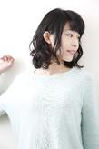 黒髪でもゆるやわルーズなボブ|ANT'S Southern-Resort 茅ヶ崎店のヘアスタイル