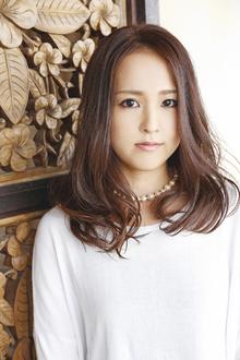 好感度アップ☆大人可愛いセミディ|ANT'S Southern-Resort 茅ヶ崎店のヘアスタイル