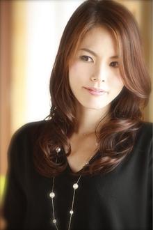艶めく洗練Hair|ANT'S Southern-Resort 茅ヶ崎店のヘアスタイル