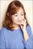 柔らかな質感の美人ヘア|ANT'S Southern-Resort 茅ヶ崎店のヘアスタイル