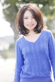 お手入れ簡単♪ナチュラルミディー|ANT'S Southern-Resort 茅ヶ崎店のヘアスタイル