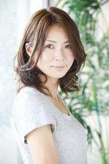 クールフェミニンカール☆|ANT'S Southern-Resort 茅ヶ崎店のヘアスタイル