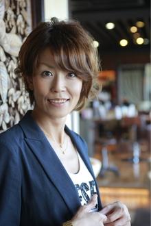 くしゅふわアシメボブ|ANT'S Southern-Resort 茅ヶ崎店のヘアスタイル