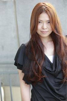 ゆれふわロング|ANT'S Southern-Resort 茅ヶ崎店のヘアスタイル