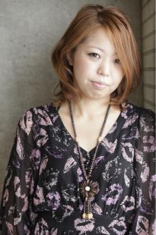 クールくびれミディ|ANT'S Southern-Resort 茅ヶ崎店のヘアスタイル