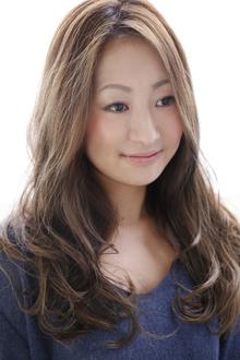 透明感たっぷり☆大人のツヤロングカール|ANT'S Southern-Resort 茅ヶ崎店のヘアスタイル