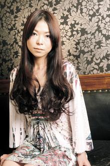 洗練カラー技ありロング|ANT'S Southern-Resort 茅ヶ崎店のヘアスタイル