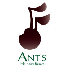 ANT'S Hair and Resort 辻堂本店  | アンツ ヘアーアンドリゾート ツジドウホンテン  のロゴ