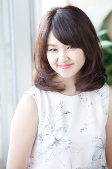 毛先内巻きスタイル|ANT'S Hair and Resort 辻堂本店のヘアスタイル