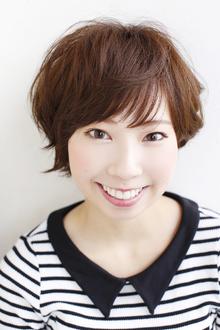 ふわふわフェミニンボブ|ANT'S Hair and Resort 辻堂本店のヘアスタイル