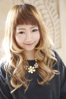 フワモコロング♪|ANT'S Hair and Resort 辻堂本店のヘアスタイル