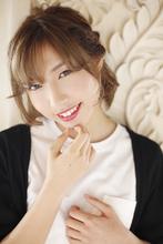ショート ハーフアップ|ANT'S Hair and Resort 辻堂本店 小山 成尚のヘアスタイル