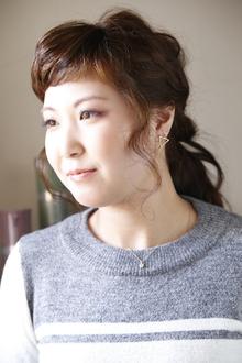 柔らか優しいセットスタイル|ANT'S Hair and Resort 辻堂本店のヘアスタイル