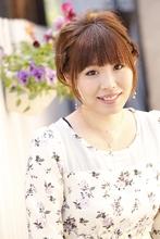 ふわふわマシュマロアップスタイル ANT'S Hair and Resort 辻堂本店 和田 いずみのヘアスタイル