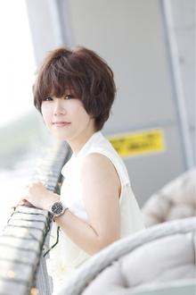 ナチュラルショート|ANT'S Hair and Resort 辻堂本店のヘアスタイル